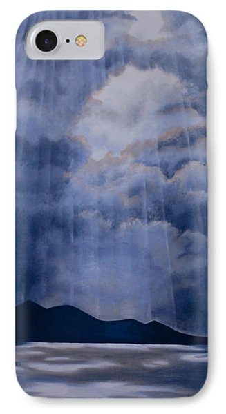 Through The Veil IPhone Case by Jane Autry