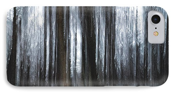 IPhone Case featuring the photograph Through The Woods by Steven Huszar