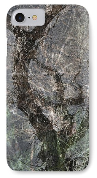 IPhone Case featuring the photograph Thru Rain by Lee Craig