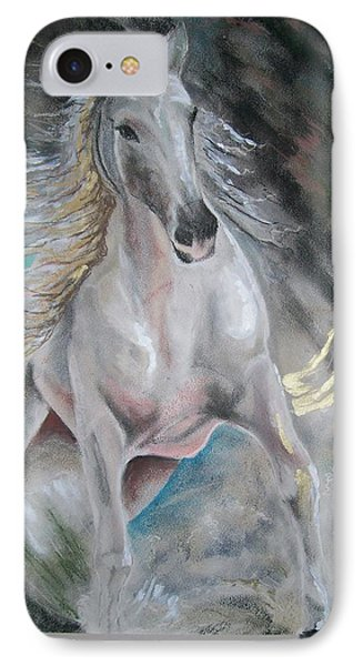 Thrusting Out IPhone Case by Peter Suhocke