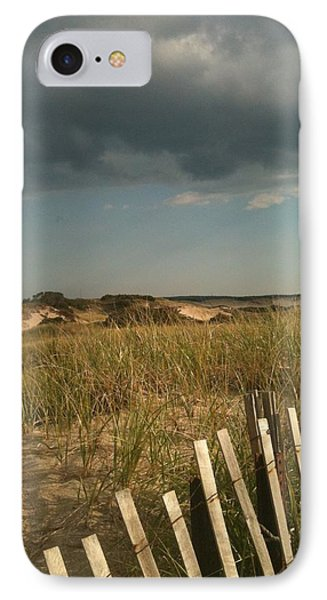 Thunder Dunes Phone Case by Tricia Nilsson