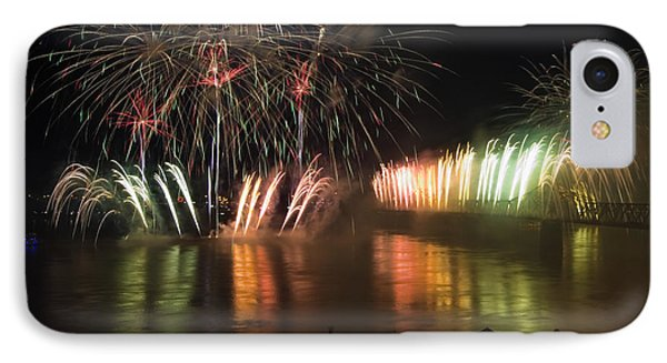Thunder Over Louisville - D008432 Phone Case by Daniel Dempster