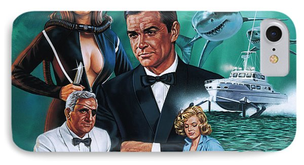 Thunderball IPhone Case