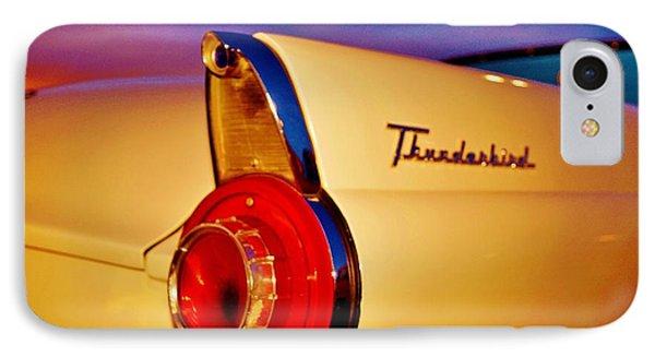 Thunderbird IPhone Case by Daniel Thompson