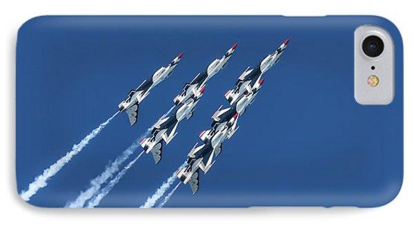 Thunderbirds IPhone Case