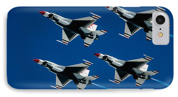 Thunderbirds Phone Case by Larry Miller