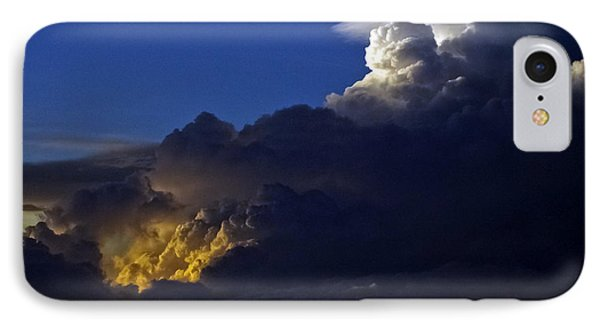 IPhone Case featuring the photograph Thunderstorm II by Greg Reed