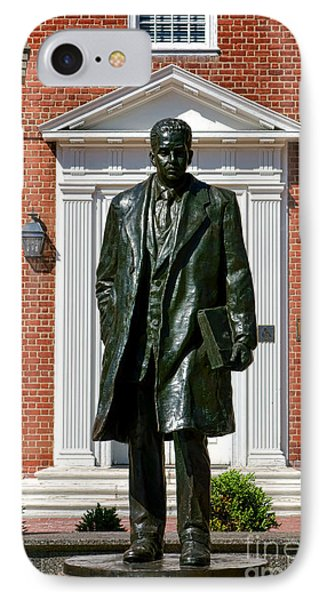 Thurgood Marshall Statue IPhone Case
