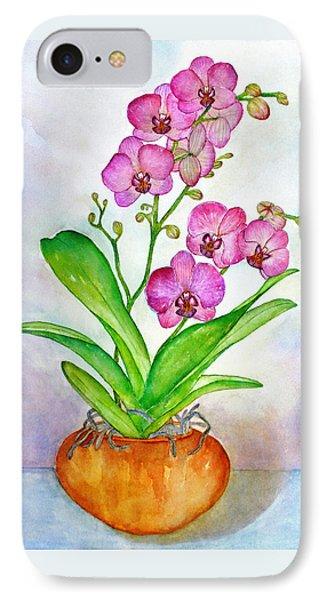 Ti Amo Orchid IPhone Case