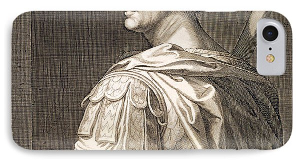 Tiberius Caesar IPhone Case by Titian