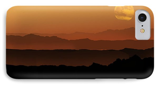 Tibetan Mountains IPhone Case
