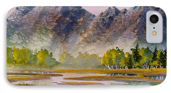 Tidal Flats IPhone Case by Teresa Ascone