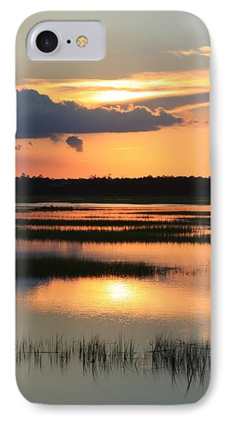 Tidal Marsh- Wilmington Nc IPhone Case by Mountains to the Sea Photo