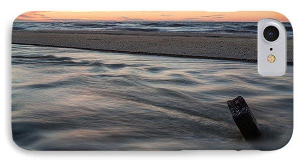 Tidal Rip IPhone Case by Kristopher Schoenleber