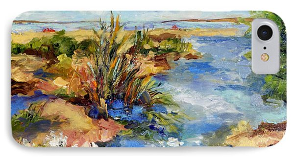 Tide Pools IPhone Case by Sharon Furner