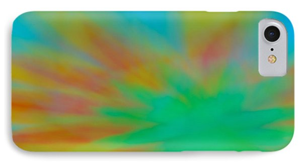 Tie Dye Abstract IPhone Case
