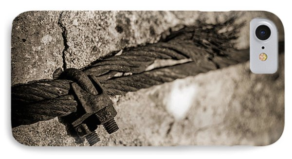 IPhone Case featuring the photograph Ties That Bind by Amber Kresge