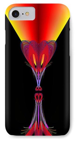 Tiffany's Night Light IPhone Case by Stephen Coenen