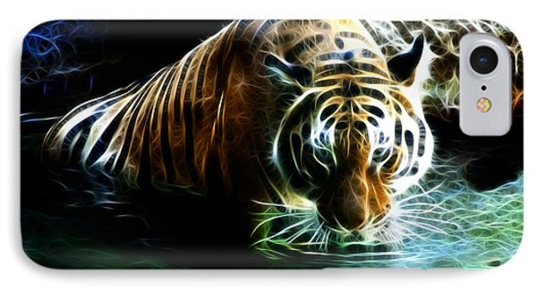 Tiger 3838 - F IPhone Case