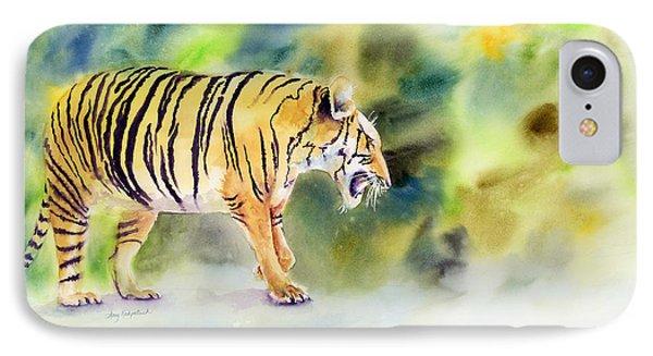Tiger Phone Case by Amy Kirkpatrick