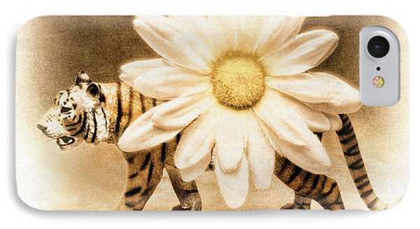 Tiger Dream IPhone Case by Jeff  Gettis