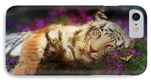 Tiger Dreams Phone Case by Aimee Stewart