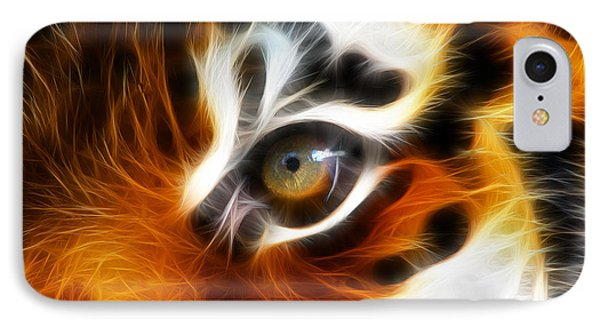 Tiger  IPhone Case by Mark Ashkenazi