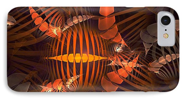 Tiger Shrimp IPhone Case