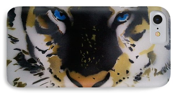 Tigrrr 2 Phone Case by Barry Boom