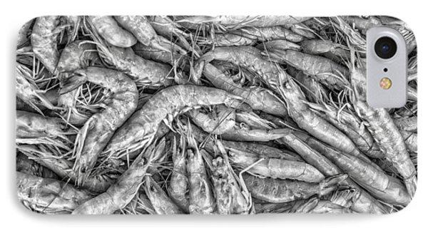 Tile Of Shrimps IPhone Case