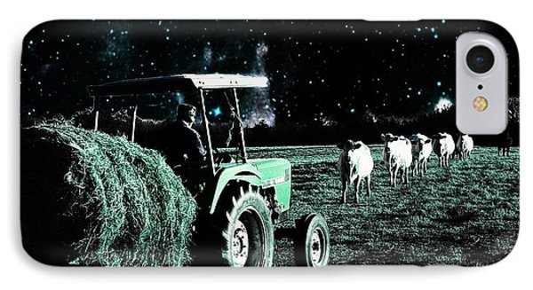 Till The Cows Come Home IPhone Case by Bob Pardue