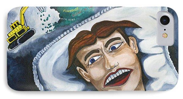 Tillies Nightmare Phone Case by Patricia Arroyo