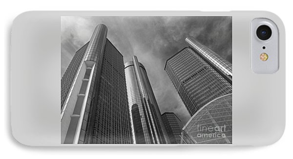 Tilting Towers IPhone Case