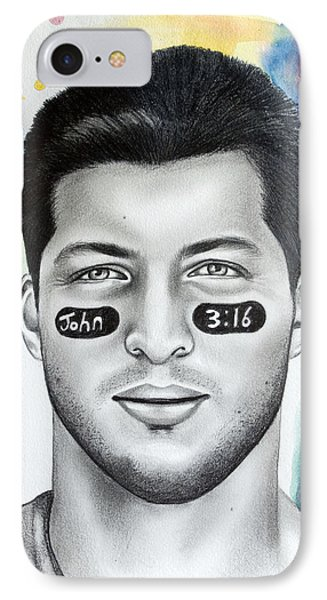 Tim Tebow IPhone Case