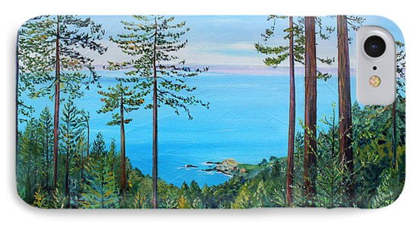 Timber Cove On A Still Summer Day IPhone Case