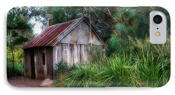 Timber Shack Phone Case by Kaye Menner