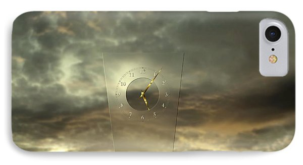 Time After Time IPhone Case