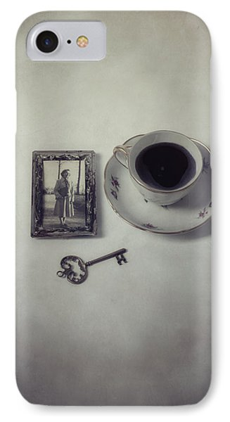 Time For Coffee Phone Case by Joana Kruse