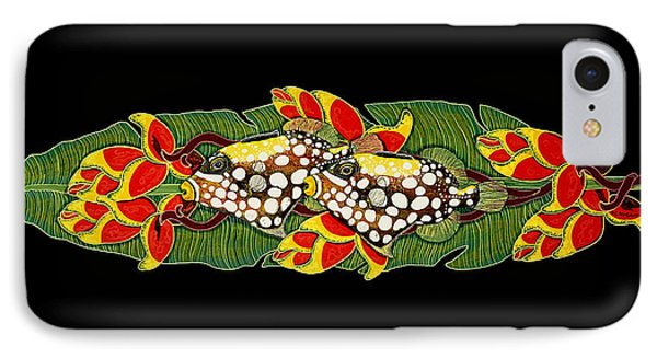 Time For Dinner IPhone Case by Debbie Chamberlin