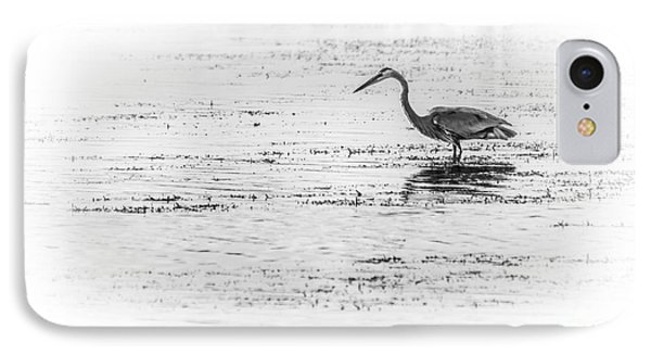 Sandpiper iPhone 7 Case - Time For Fast Food by Marvin Spates