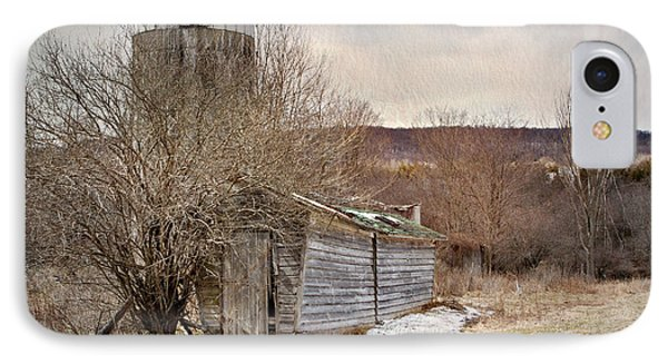 Time Gone By  Phone Case by A New Focus Photography