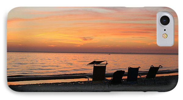 IPhone Case featuring the photograph Time To Reflect by Karen Silvestri