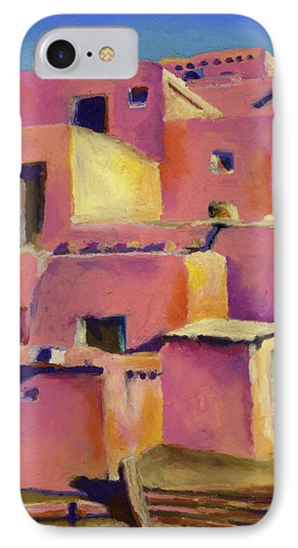 Timeless Adobe Phone Case by Stephen Anderson