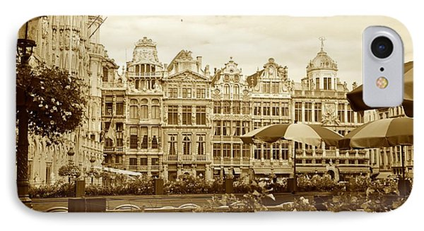 Timeless Grand Place Phone Case by Carol Groenen