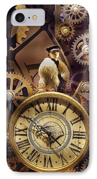 Timely Fashions IPhone Case