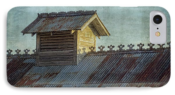 Tin Roof IPhone Case by Wayne Meyer