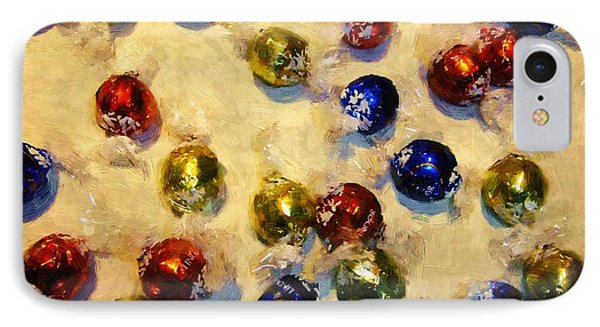 Tinfoiled Truffles Phone Case by RC deWinter