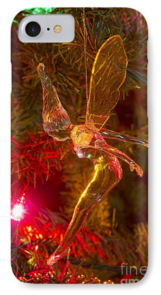 Tinker Bell Christmas Tree Landing Phone Case by James BO  Insogna