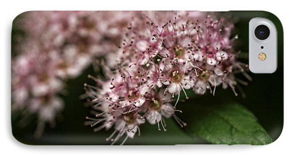Tiny Flowers IPhone Case by Michael McGowan