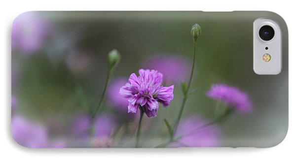 IPhone Case featuring the photograph Tiny Focus by Yumi Johnson